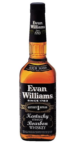 evan williams cherry