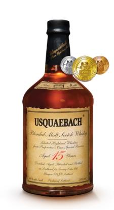 Usquaebach15yo