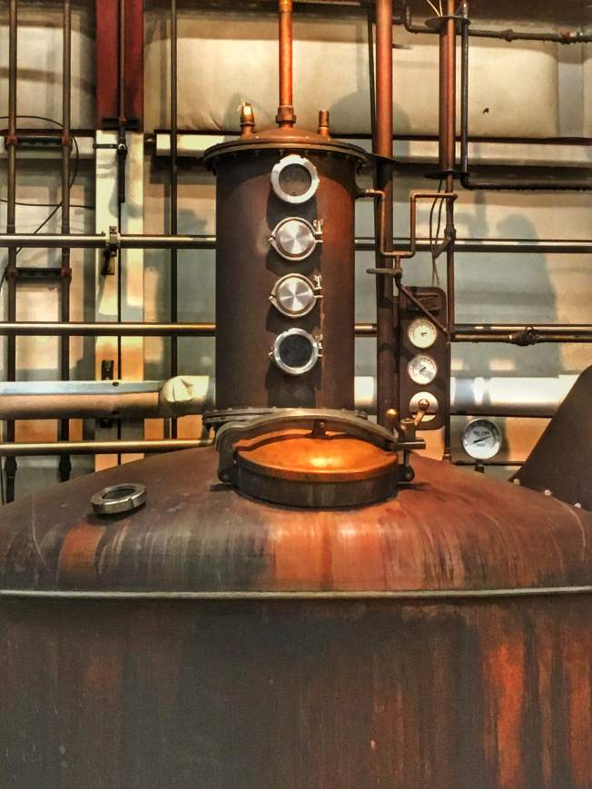 Stranahan's wash still