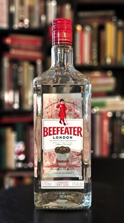 Beefeater London Dry Gin Review The Casks